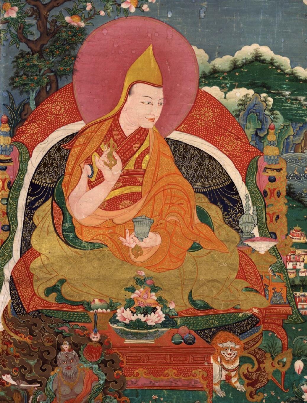 The Third Dalai Lama, Sonam Gyatso