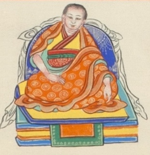 Tawen Kunga Rinchen - The Treasury of Lives: A Biographical